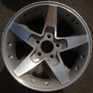 16 2001 02 03 04 05 Chevrolet Blazer S10 Jimmy S15 Sonoma Alloy Wheel