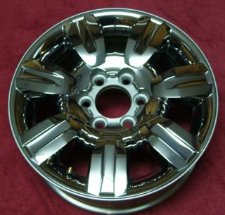 18 Ford F150 F 150 Chrome Clad Wheel Rim