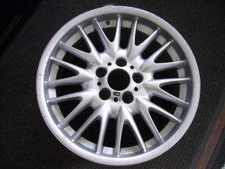 BMW M3 Series 330CI 325i 330i 18 Factory Alloy Wheel Rim 59383