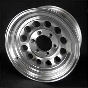 16 x7 Aluminum Mod Trailer RV Rims Wheels 6 or 8 Lug