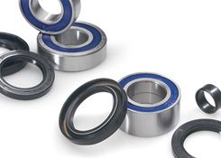 Honda Front Wheel Bearing Kit Foreman Rincon Rubicon