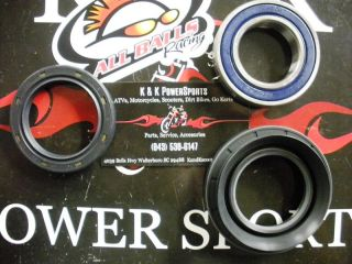 Rear Wheel Bearing Kit Honda TRX 300 Fourtrax FW 4x4
