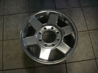 17 Dodge RAM 2500 3500 Polished Factory Wheel Rim