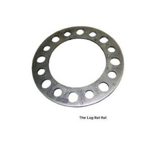 Lug 1 4 Thick Wheel Rim Spacer Fits 8x168 8x170 8x180 8x6 5