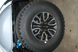New New 2013 F 150 Ford Raptor Wheels and Tires Original Genuine Ford