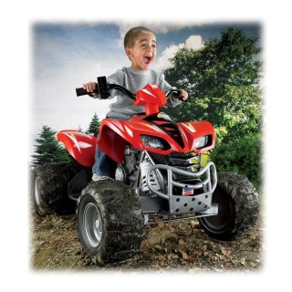 Fisher Price Power Wheels Kawasaki KFX with Monster Traction