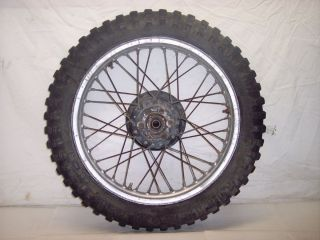 YZ100 YZ 100 125 175 YZ125 YZ175 IT IT175 REAR TIRE HUB RIM WHEEL