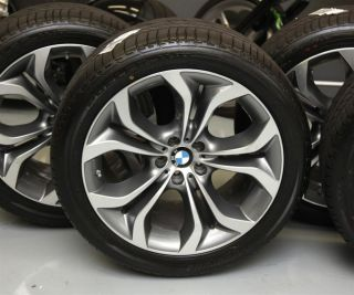 BMW E70 x5 x6 Style 336 Y Spoke 20 Wheels Rims 3 0 4 8 5 0