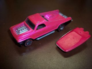 1969 Redline Red Line Hot Wheels Seasider