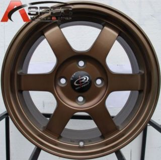 16 Rota Grid Rim 4x100 Civic SI Integra 200SX XB Wheels