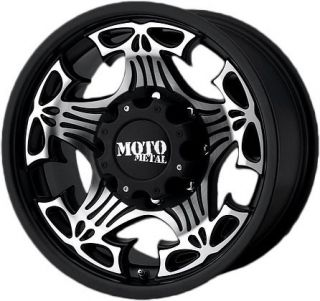 20 inch Moto Metal MO909 Wheels 8x170 Ford F250 F350 18