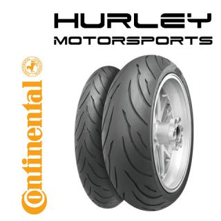 Continental Conti Motion 120 60 17 170 60 17 Tire Set