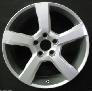 2012 Volvo S40 S50 17 5 Spoke Factory Alloy Wheel Rim H 70373