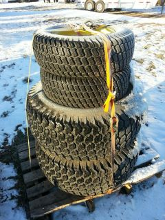John Deere Turf Tires and Rims 955 Tractor