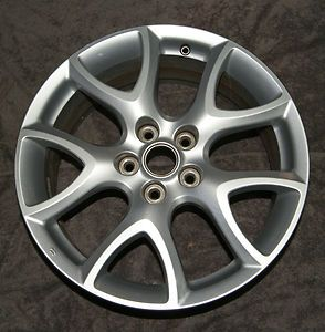18 Mazda 3 Mazda Speed 3 Factory Alloy Wheel Rim