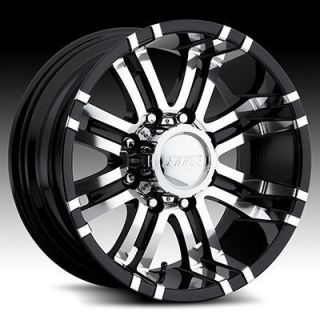 Ford Super Duty F250 F350 American 197 Wheels 18x9