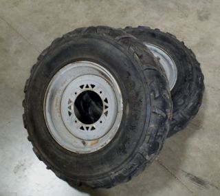 Polaris Diesel 4x4 Front Wheels Tires ATV 325 335 500 Sportsman Magnum
