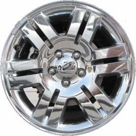Ford Explorer Edge Wheel Rim 3625A Chrome 7L2Z1007E