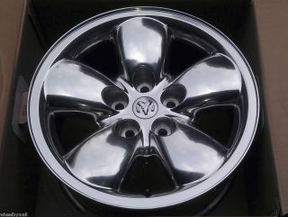20 Dodge RAM 1500 03 05 Wheel Rim Alloy Polished 2167B 52110356AB