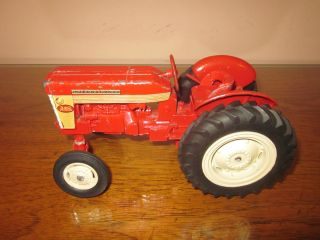 1950s 1 16 International Model 340 Utility Tractor Ertl Farm Toy IH