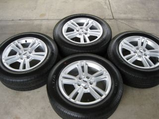 2012 Ford Mustang Alloy Rims Wheels with Tires 17 Take Off