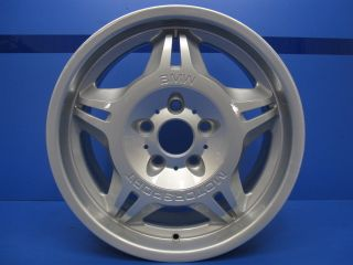 M3 CSL LTW Z3 Motorsport M Double Spoke Wheel Forged Alloy Rim