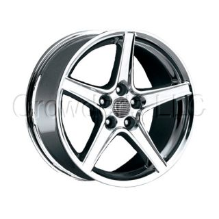 Ford Mustang Saleen Wheel Rim 300 Chrome 20 5 Lug