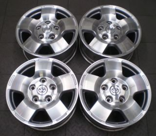 69516 Toyota Tundra 18 Factory Alloy Wheels Rims