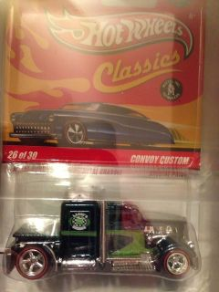 Hot Wheels Classics Series 5 Custom Convoy