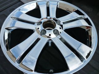 Mercedes GL450 Chrome Factory Wheel 19 GL320 GL