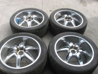Cadillac Escalade Ext Tires Wheels Rims Size 22 x 9 5 305 40R22