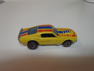 1975 Red Line Hot Wheel Mustang Stocker