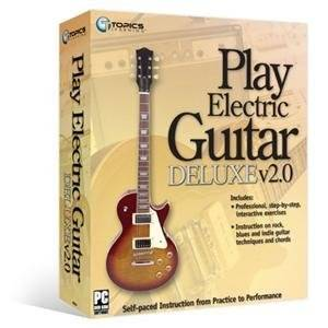 Play Electric Guitar Deluxe Learn How to Play Guitar