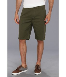 Reef Moving On Chino Walkshort Mens Shorts (Olive)