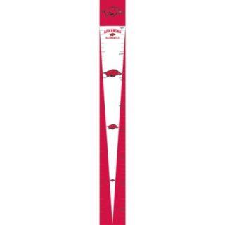 University of Arkansas Removable Peel & Stick Growth Chart