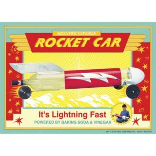POOF Slinky Scientific Explorer Rocket Car Science Kit