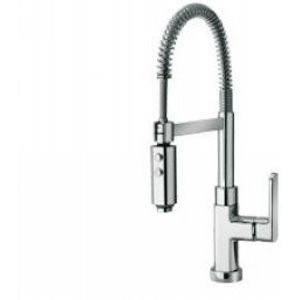 LaToscana 86CR557 Kitchen Faucets Single Handle Kitchen Faucet With Spring Spout