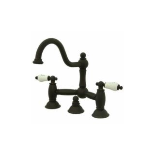 Elements of Design ES3915PL Chicago Two Handle Lavatory Faucet