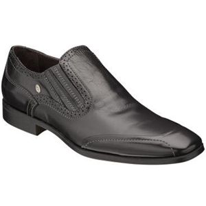 Bacco Bucci Mens Girardi Black Shoes   2253 35 001