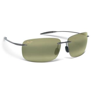 Maui Jim Breakwall Sunglasses Smoke Grey Maui HT