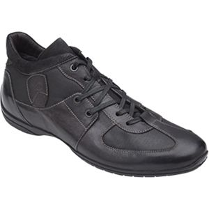 Bacco Bucci Mens Escudo Black Shoes   7502 42 001