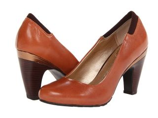 Kenneth Cole Reaction Juice Time Womens Slip on Shoes (Brown)