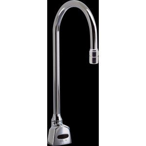 Delta Faucet 1501T3320 Electronics Single Hole Battery Operated Electronic Basin