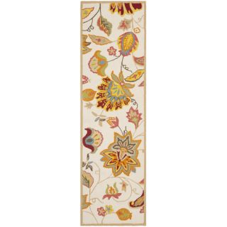 Safavieh Four Seasons Ivory / Yellow Rug FRS413B