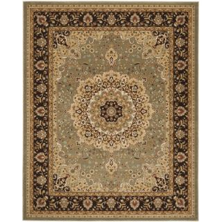 Safavieh Majesty Sage/Brown Rug MAJ4763 Rug Size 33 x 53