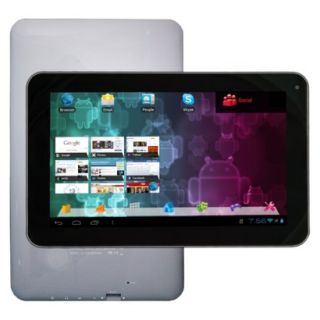 Visual Land Connect 9 Android Tablet (VL 109 8GB SIL) with 8GB Internal