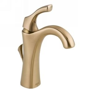 Delta Faucet 592 CZ DST Addison Single Handle Centerset Lavatory Faucet