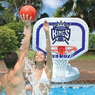 Poolmaster NBA Poolside Basketball Game   Sacramento Kings