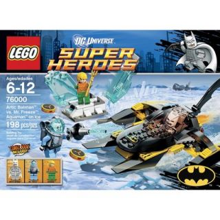 LEGO Super Heroes Batman vs Freeze 76000