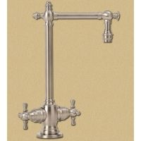 Waterstone 1850 CH Towson Suite Bar Faucet with Cross Handles   Hot & Cold
